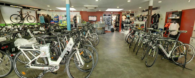 La boutique du vélo